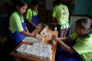 Ai-Funan Green Entrepreneurs of Timor Leste, East Timor Women Entrepreneurship