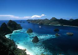 Raja Ampat Islands and Archipelago, Indonesian Adventure Tours
