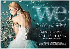 Wedding Essentials Bridal Fair Singapore - Entrepreneur-sme.asia