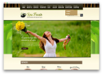 South Korea Health and Beauty Website Listing