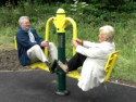 Outdoor Playgrounds for Adults and Seniors