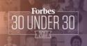 Asia's 300 Impressive Young Entrepreneurs 2017 (Forbes Magazine)