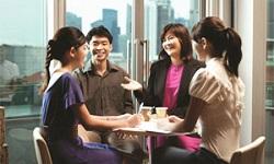 Entrepreneur Shadow Programme run by the UOB-SMU Asian Enterprise Institute (AEI)