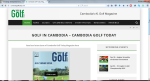 Cambodia's #1 Golf Magazine