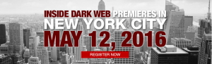 Inside dark web conference 2016