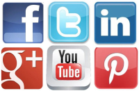 Social Media Links - Container Gardening Bangkok, Thailand, ASEAN, Asia