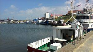 Havfiskeri fra Hirtshals - 9 Lystfisker Turbåde