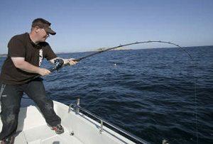Hirtshals recreational deep sea fishing