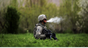 Military veterans and weed