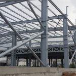 Steel Structure Factory Building Construction